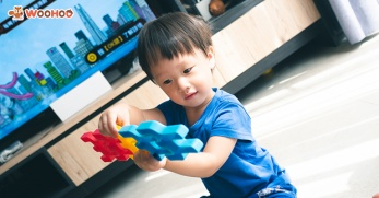【育兒】 讓小朋友發揮想像力!WOOHOO Piggybacks Q比人- 軟積木建構片