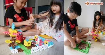 WOOHOO心心積木-玩出好點子及3D立體空間概念.榮獲美國堤利威格玩具兒童金頭腦獎的年度最佳玩具獎