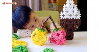 年度最佳玩具獎X兒童金頭腦獎 『心心積木』-讓孩子從玩積木中輕鬆發展認知、邏輯概念、培養專注力和解決事情的能力吧!