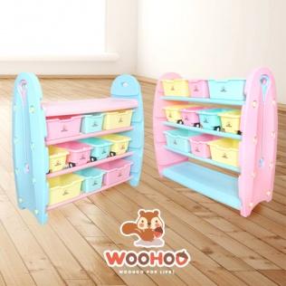 WOOHOO 兒童玩具收納櫃